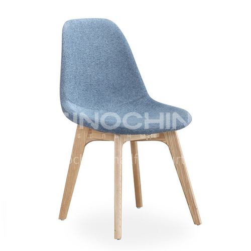 DPT-206, 206-2, bar chair, ash solid wood, shaped cotton, skin-friendly fabric, PU, comfortable sponge cushion