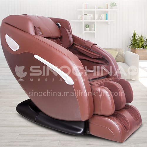 GH-9200-Massage chair, 3D massage robot, zero-gravity capsule, air pressure wrap massage, imitating hand massage, high-quality PU leather material