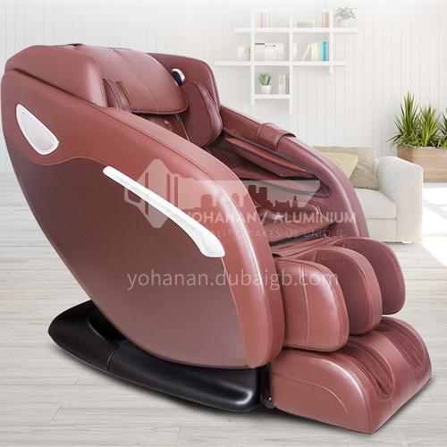 GH-9200-Massage chair, 3D massage robot, zero-gravity capsule, air pressure wrap massage, imitating hand massage, high-quality PU leather material