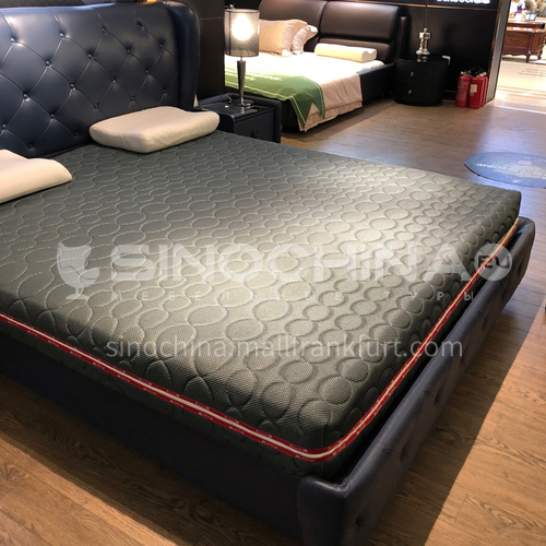 SLS-CD-002 high-end comfortable full latex mattress for bedroom