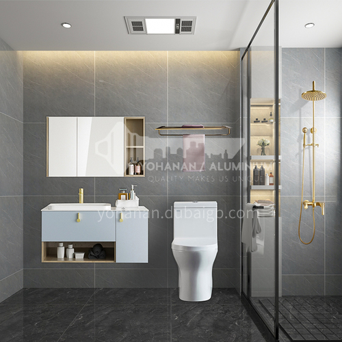 Creative space-modern style apartment bathroom design CM1016