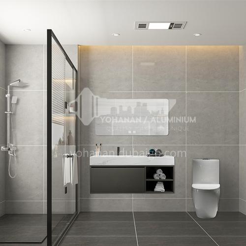 Creative space-minimalist style apartment bathroom design CM1012