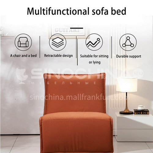 BF-810 Living room modern fashionable technology cloth fabric multifunctional chair