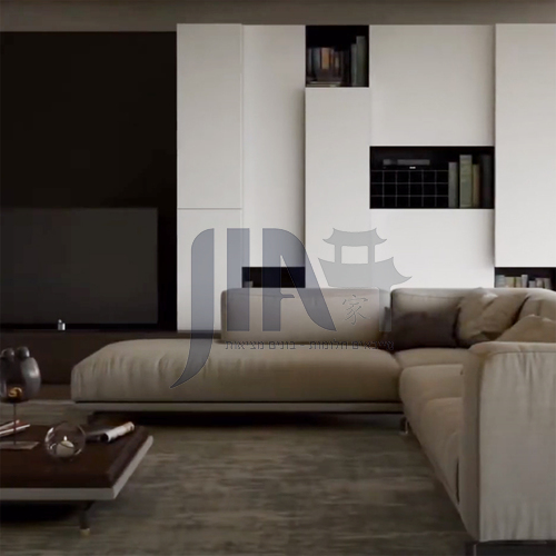 Creative Space-Modern Style Villa Design CV1001