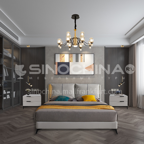 Creative space - modern style bedroom design CM1009