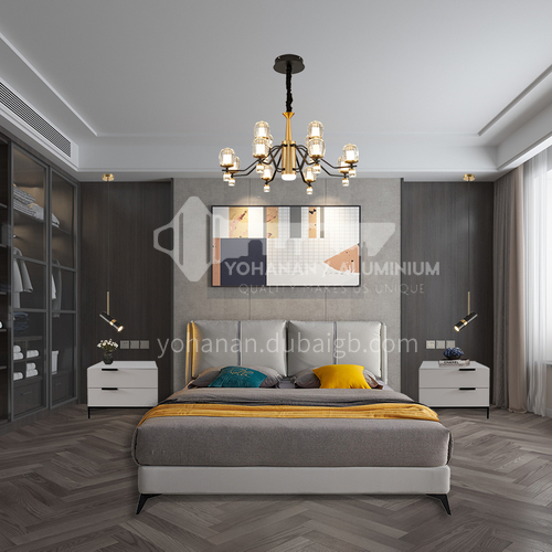 Creative space - modern style bedroom design CM1009