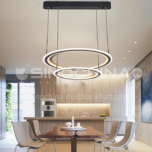 Nordic living room dining room modern minimalist chandelier bedroom light luxury bar table lamp-NVC-TC-BXDK1782