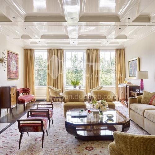 Apartment Design-Central Park Classic Apartment Design ACS1151