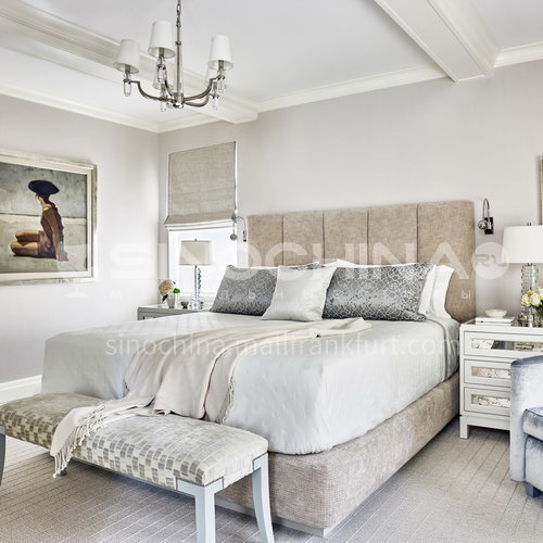 Apartment Design-European Style Luxury Apartment Design ACS1146