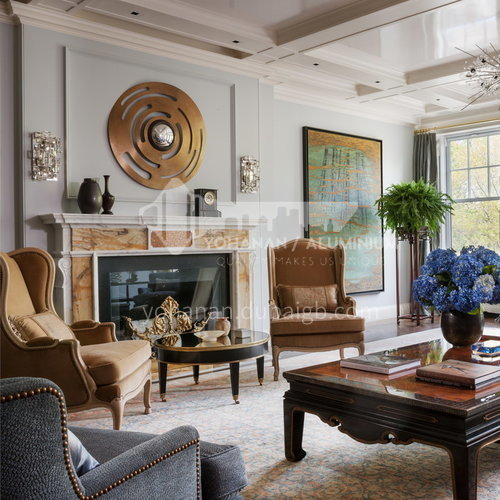 Apartment Design-Central Park Classic Apartment Design ACS1145