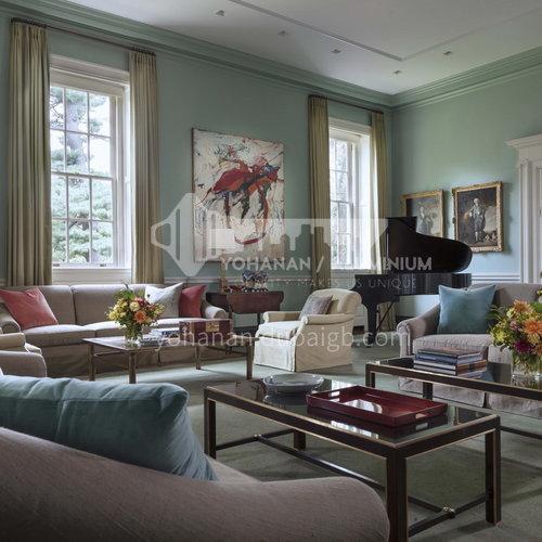 Apartment Design-England Modern Classic Style Apartment Design ACS1141