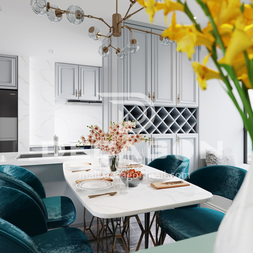 Apartment - Modern and sophisticated style apartment design