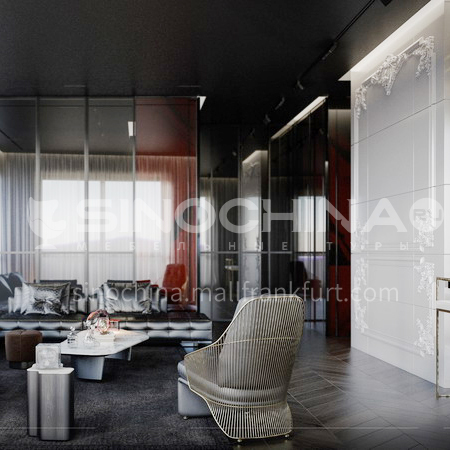 Apartment - Poland Apartment Design AFS1045