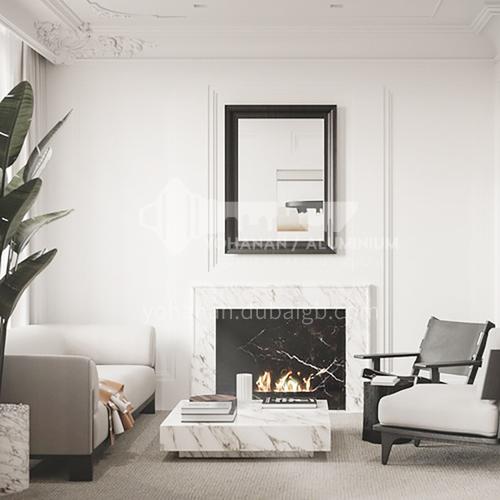 Apartment - Copenhagen French Style Apartment Design AFS1044