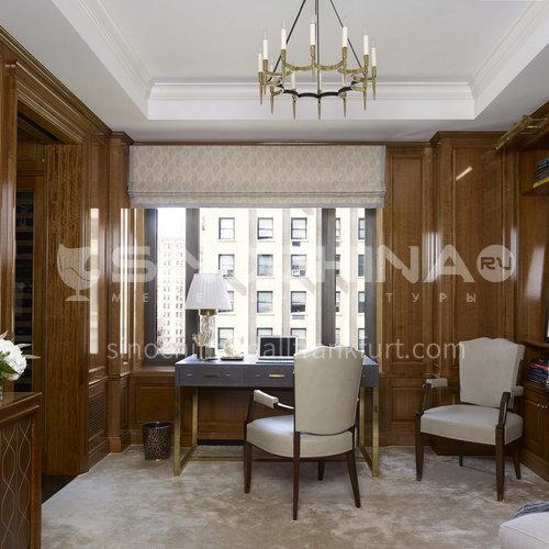 Apartment Design-European Modern Style Apartment Design ACS1137