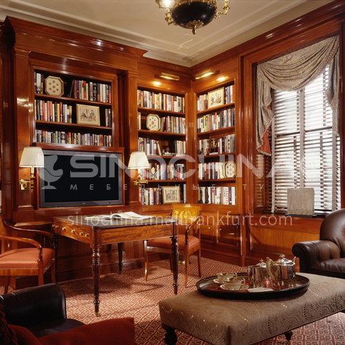 Apartment Design-Classic Style Duplex Apartment Design ACS1132