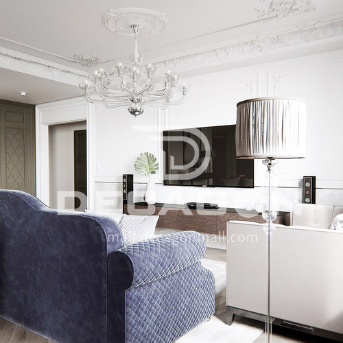 Apartment - French style apartment design AFS1040