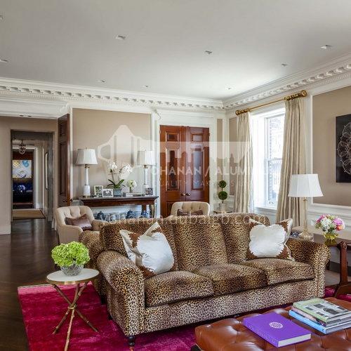 Apartment Design-Classic Style Duplex House Design ACS1131