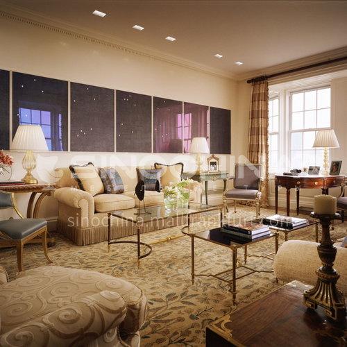 Apartment design-classic style apartment design ACS1129