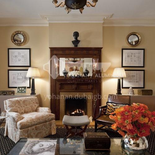Apartment Design-Classic Apartment Design ACS1123