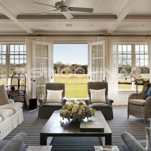 Villa Design-Simple European Classic Villa Design   VC1060