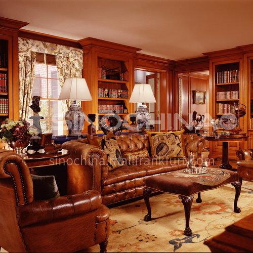 Villa Design-New York Classic European Villa Design   VC1053