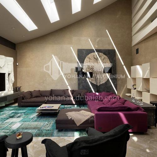 Villa Design-Modern Villa Design in Kharkiv (460m²)   VM1193