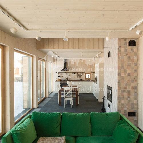 Villa design-modern design of Pribilovo House   VM1192