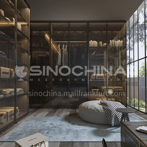 Creative space - modern style cloakroom design