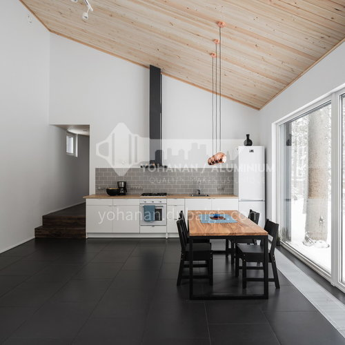 Villa Design-Modern Villa Design in Roschino   VM1191