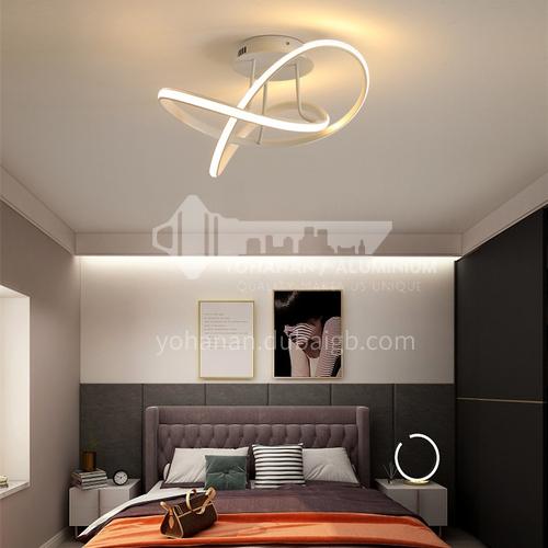 Bedroom lights Nordic led ceiling lights for modern bedrooms, creative lights for wedding rooms BOKJ-GB4725