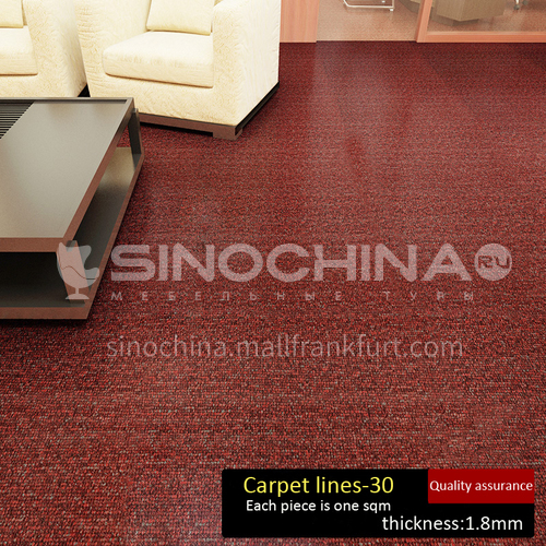 1.8mm thick PVC Composition flooring  QH30 QH31