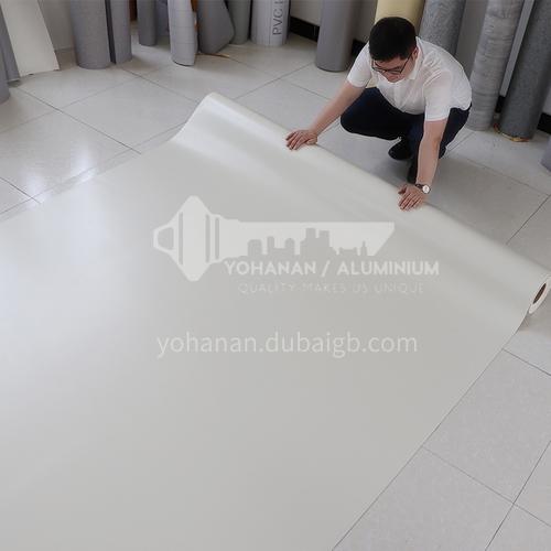 Commercial PVC  flooring PVC coiled material thickened floor material wear-resistant waterproof floor glue hospital ward floor sticker