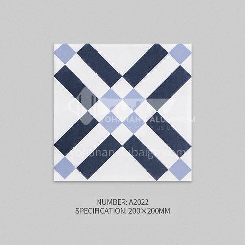 200 bathroom small tiles art mosaic tiles-XWZA2022 200mm*200mm