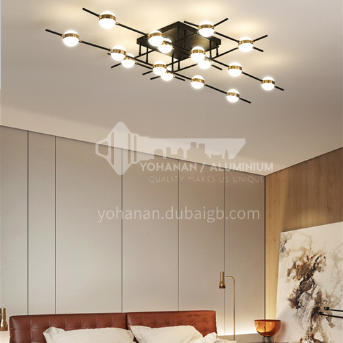 Designer dining room chandelier, bar counter, modern and simple spherical highlight light, living room led strip light, highlight spherical BOKJ-GB6353
