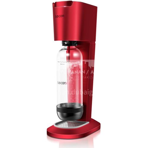 Lecon homemade soda bubble water machine soda cold beverage bubble machine milk tea shop equipment commercial   DQ001001