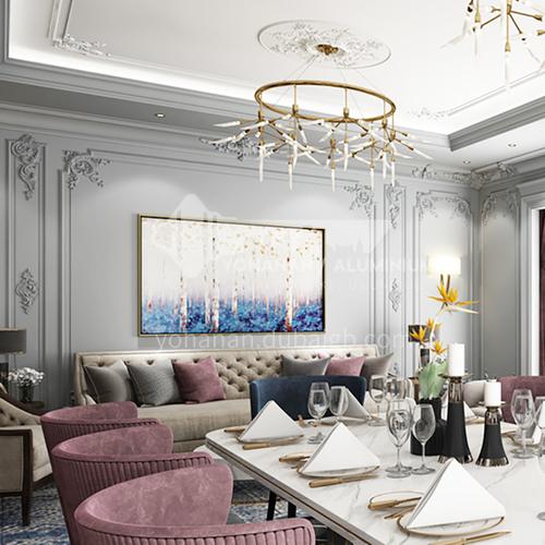 Villa Design - Arabian luxury style villa design VAS1034