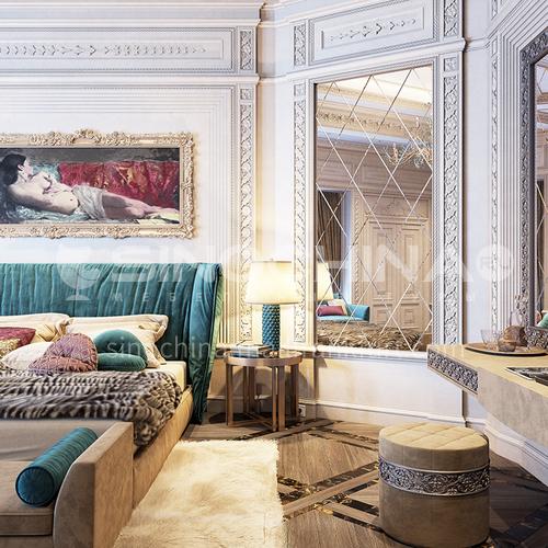 Villa Design - Classic Arabian style villa design VAS1036