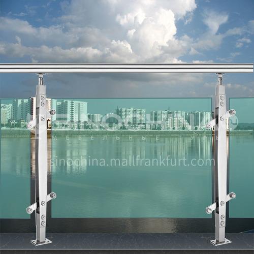 304 Stainless Steel Handrail Column GJ-83010