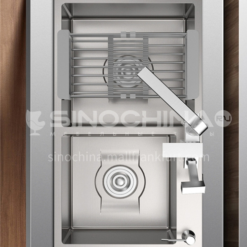 304 stainless steel sink AC7540
