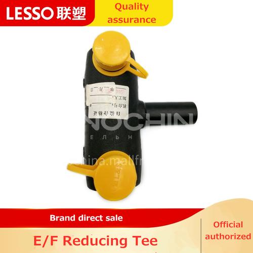 E/F Reducing Tee (PE Water Pipe Fittings)