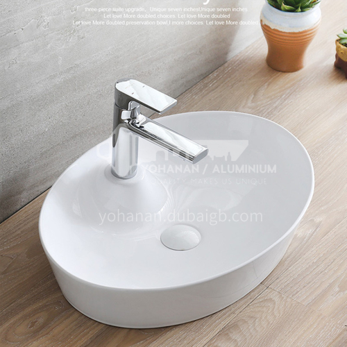 Art basin Ceramic hand wash basin countertop basin