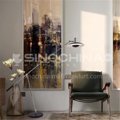 Creative modern minimalist living room floor lamp Nordic bedroom bedside vertical lamp YDH-6102