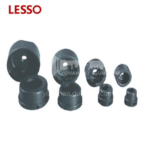 PE PPR welding head (sleeve), pipe butt welding socket