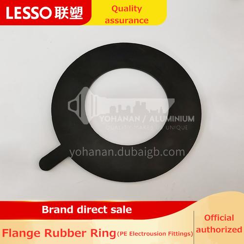 Rubber gasket (PE fitting), black