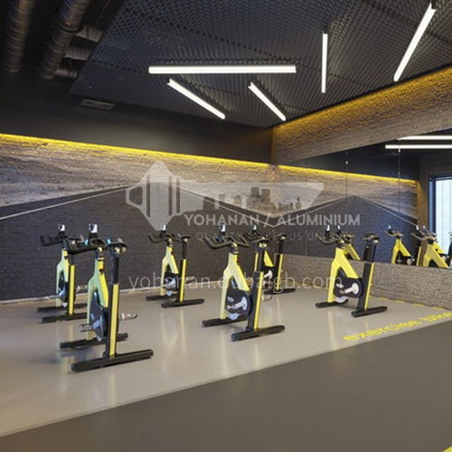 Fitness Room - Fashion Fitness Room    BG1004
