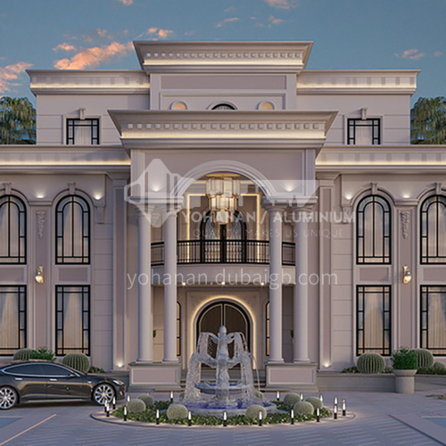 Exterior Design - Exterior of Highland Villa    ECS1007