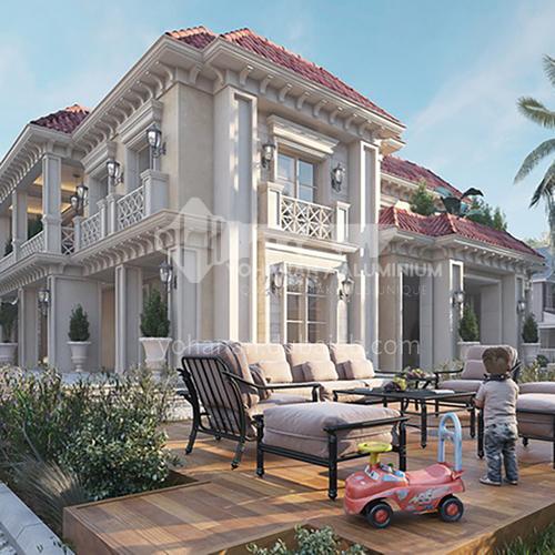 Exterior design - private palace      ECS1013