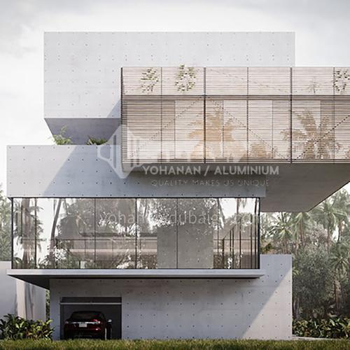 Exterior design - modern villa design      EMS1005