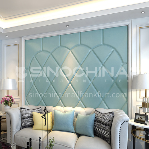 Colorful Background Wall BGW015 can Customized